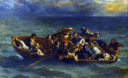 The Shipwreck of Don Juan 1840