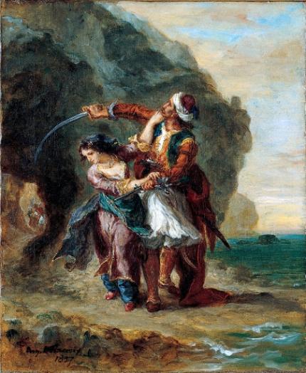 Selim and Zuleika 1857