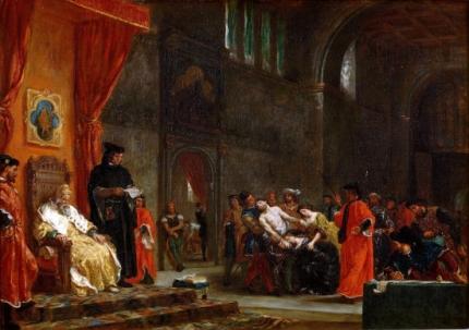 Les Deux Foscari 1855