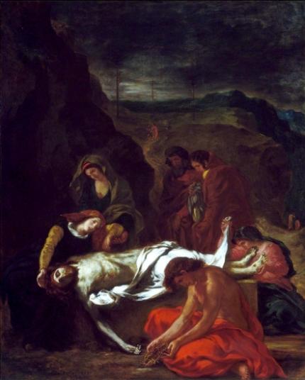 The Lamentation 1848