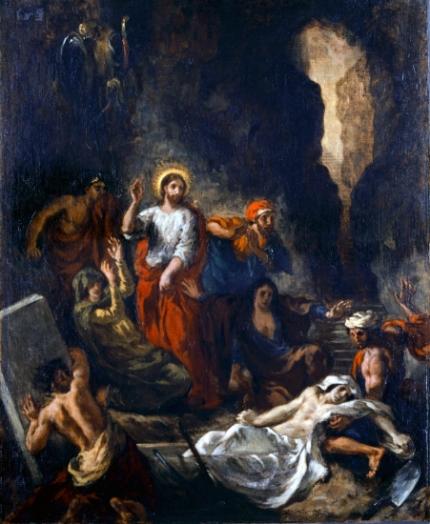 The Resurrection of Lazarus 1850