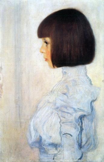 Portrait of Helen Klimt 1893