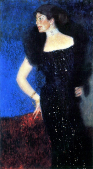 Portrait of Rose Von Rosthorn Friedmann