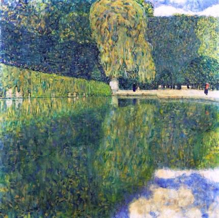 Park of Schonbrunn