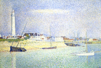 Il Canale A Gravelines, Petit Fort Philippe, 1890