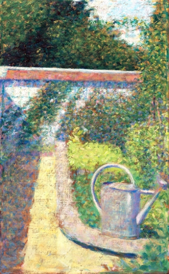 The Watering Can - Garden At Le Raincy