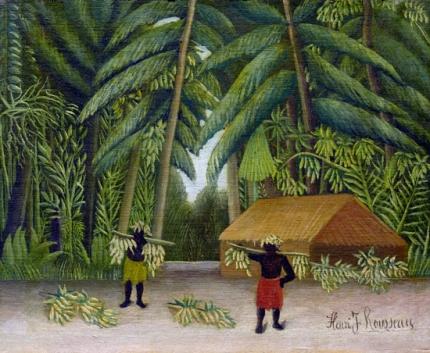 Banana Harvest