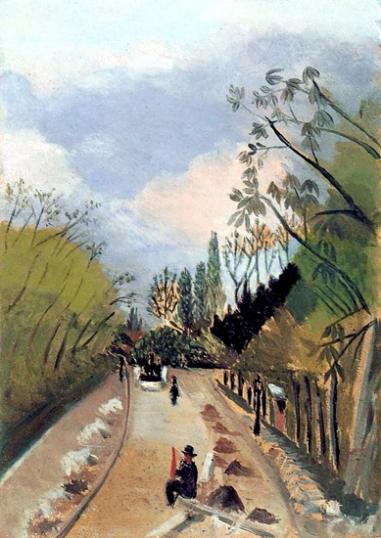 Avenue de l'Observatoire