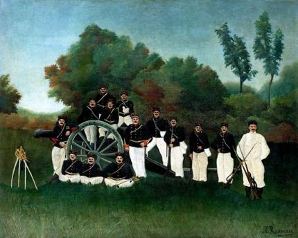 The Artillerymen
