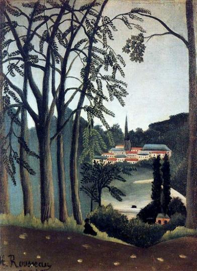 View of Saint Cloud