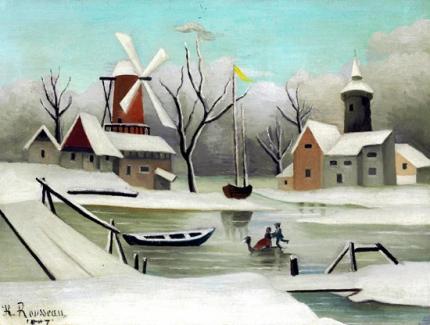 Winter (L'Hiver)