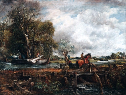 The Leaping Horse 1825