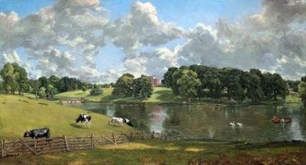 Wivenhoe Park, Essex 1816