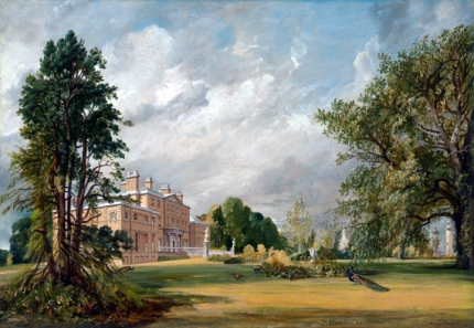 Malvern Hall 1821