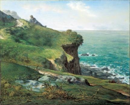 Cliffs of Gréville