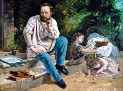 プロウドンと子供たち