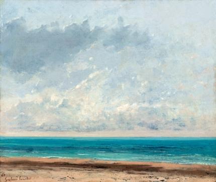 Calm Sea 1866