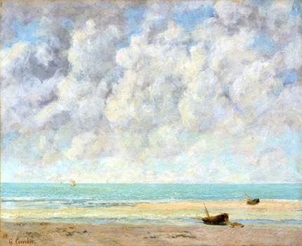 The Calm Sea 1869