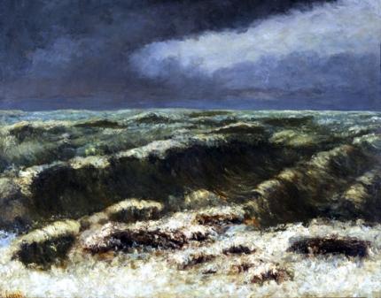 Mar Borrascoso 1850