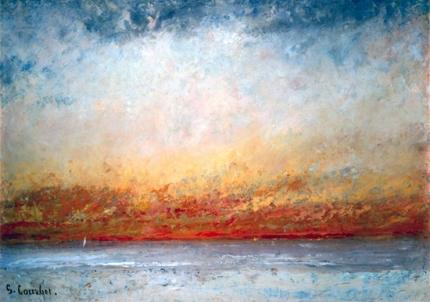 Soleil Couchant, Marine