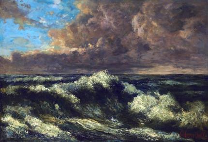 Paysage De Mer 1870