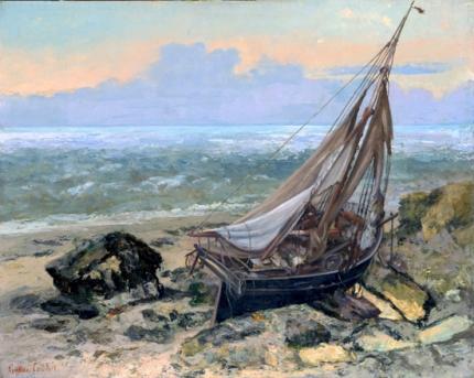 The Fishing Boat 1865