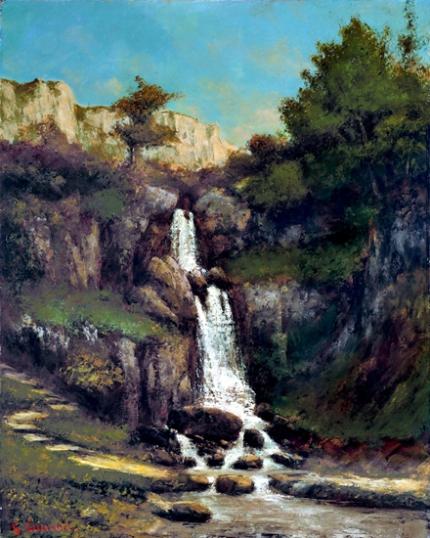 La Cascade 1874