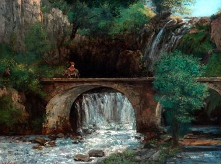 The Great Bridge 1864