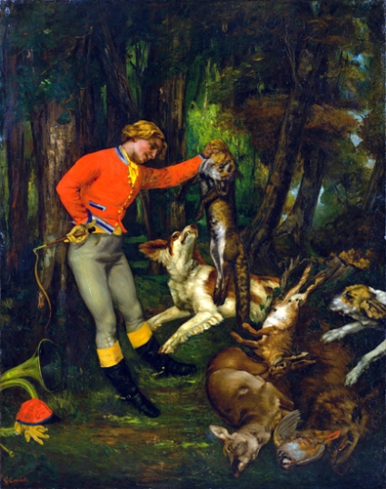 After the Hunt 1859