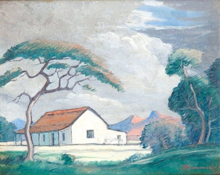 A House in the Transvaal