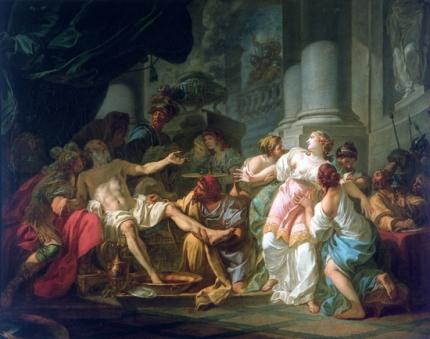 The Death of Seneca
