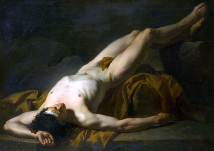 Hector's body 1778