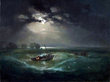 Fishermen at Sea 1796