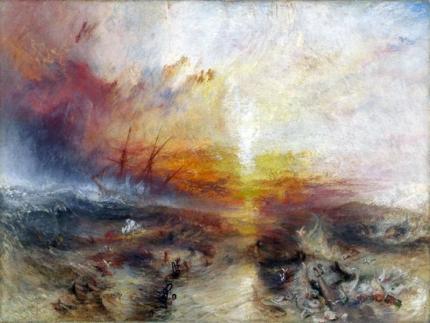 The Slave Ship 1840