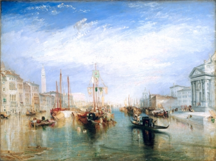 The Grand Canal - Venice 1835