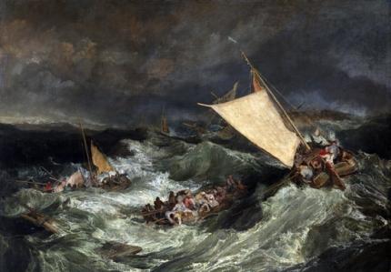 The Shipwreck 1805