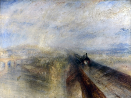 Rain, Steam and Speed - The Great Western Railway 1844