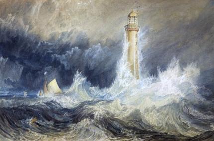 Bell Rock Lighthouse 1819