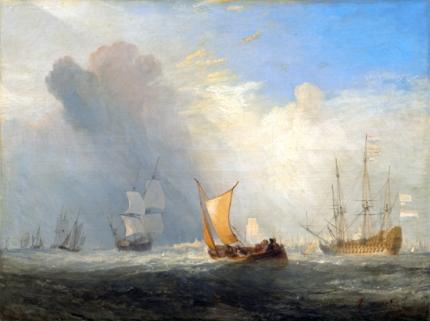 Rotterdam Ferry-Boat, 1833