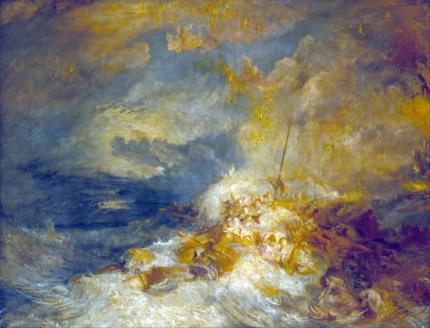 A Disaster at Sea 1835