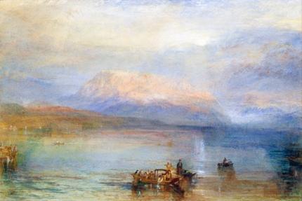 The Red Rigi 1842