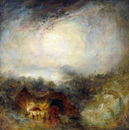 The Evening of the Deluge, 1843