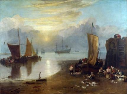 Sun Rising through Vapour 1807
