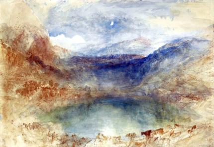 A Swiss Lake, Lungernzee