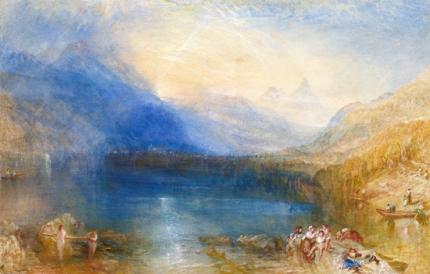 The Lake of Zug 1843