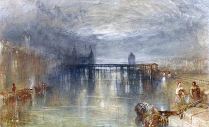 Lucerne- Moonlight 1843