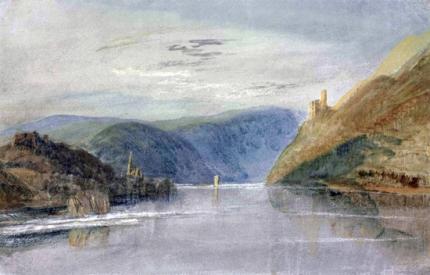 Binger Lorch and the Mäuseturm