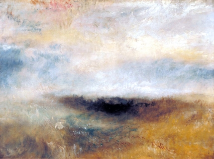 Seascape with Storm Coming On 1840