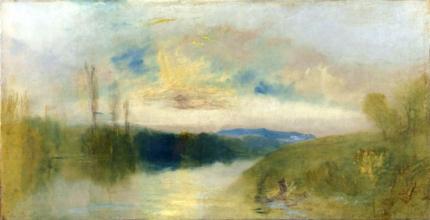 The Lake, Petworth, Sunrise