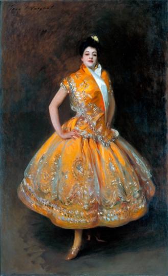 La Carmencita 1890